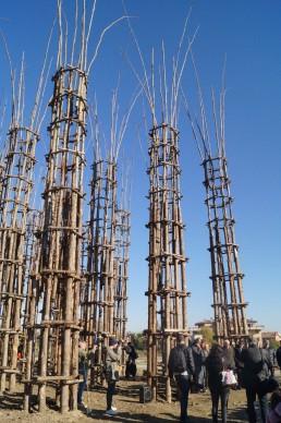 12 novembre, Lodi - area Ex Sicc: nasce la Cattedrale Vegetale di Giuliano Mauri