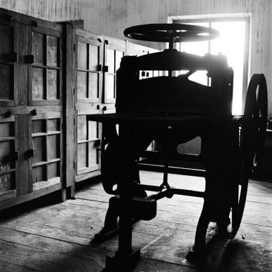 Museum of Printing Press ©Dayanita Singh