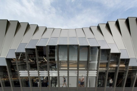 World Architecture Festival, Display - Completed Buildings: The Waterfront Pavilion by Francis-Jones Morehen Thorp