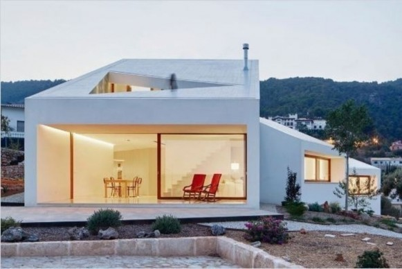 World Architecture Festival, House - Completed Buildings: OHLAB / Oliver Hernaiz Architecture Lab, House MM, Palma de Mallorca, Spain