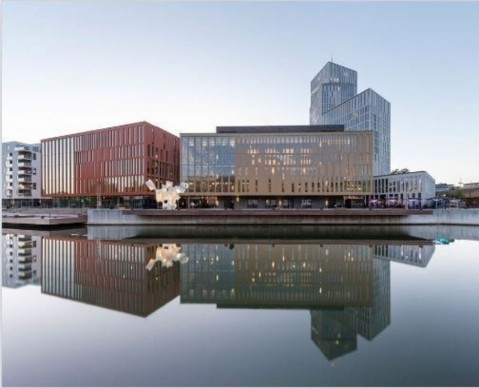 World Architecture Festival, Mixed-Use Completed Building: Schmidt Hammer Lassen Architects, Malmö Live, Malmö, Sweden