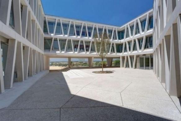 World Architecture Festival, Schools - Completed Buildings: Grüntuch Ernst Architekten, German School Madrid, Madrid, Spain