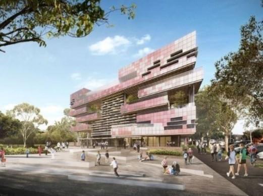 World Architecture Festival, Education - Future Projects: Hayball, South Melbourne Primary School, Melbourne, Australia