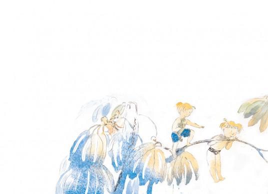 Un'illustrazione di Anna Castagnoli, presente alla 34esima edizione de 'Le immagini della fantasia'