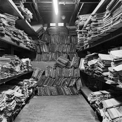 File Room © Dayanita Singh