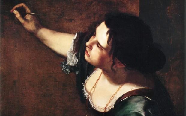 Artemisia Gentileschi, Autoritratto come allegoria della pittura, 1638-39