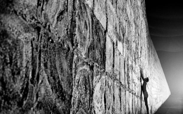 David Appleby Behind The Wall fotografie di scena Pink Floyd