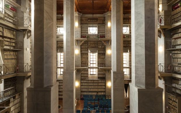 EnricoRubicondo, Sala Almeyda - Archivio Storico Comunale - Palermo, 2016, vincitore Wiki Loves Monuments Italia