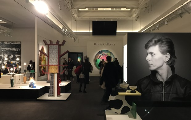 asta sotheby's london david bowie collector