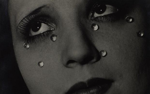 Man Ray 1890-1976Glass Tears (Les Larmes) 1932Photograph, gelatin silver print on paper229 x 298 mmCollection Elton John© Man Ray Trust/ADAGP, Paris and DACS, London 2016