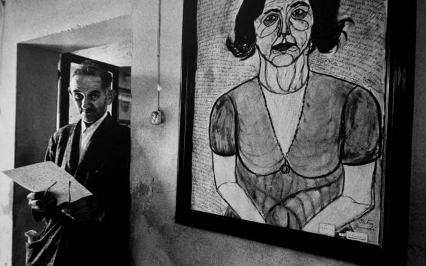Pietro Ghizzardi 1972 ©Gianni Berengo Gardin Contrasto