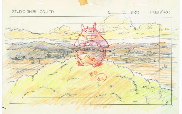 il mio vicino totoro-©-1988-Nibariki-studio ghibli
