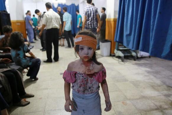 © Abd Doumany, Douma's Children in Syria, World Press Photo 2016