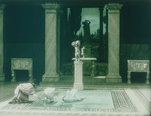 10. Cajus Julius Caesar, Enrico Guazzoni, Cines, 1914. Photo © EYE Film Museum, Amsterdam