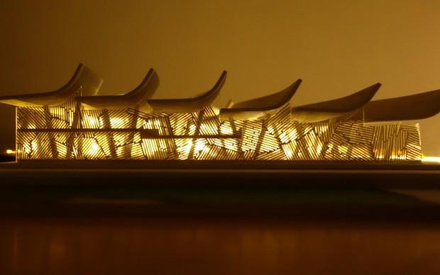 Il progetto di Steven Holl Architects per la biblioteca in Malawi (courtesy Steven Holl Architects)