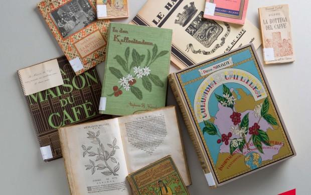 MUMAC Library biblioteca caffè_libri_antichi binasco milano