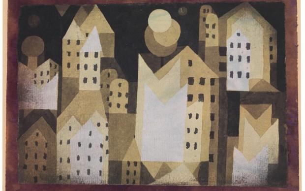 Paul Klee, Cold City, 1921