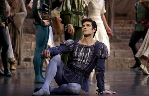 Romeo e Giulietta - Roberto Bolle - ph Brescia e Amisano Teatro alla Scala