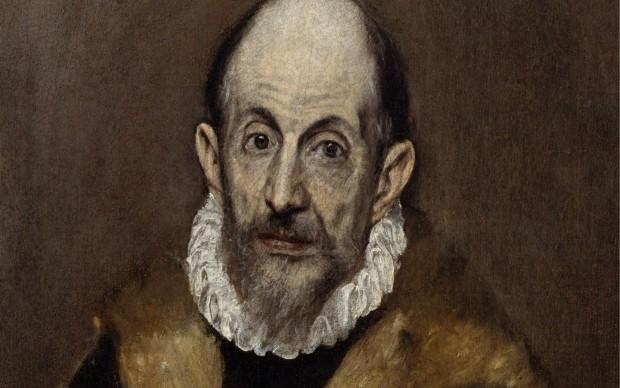 portrait of an old man el greco icodiagnostica ictus causa morte pittore
