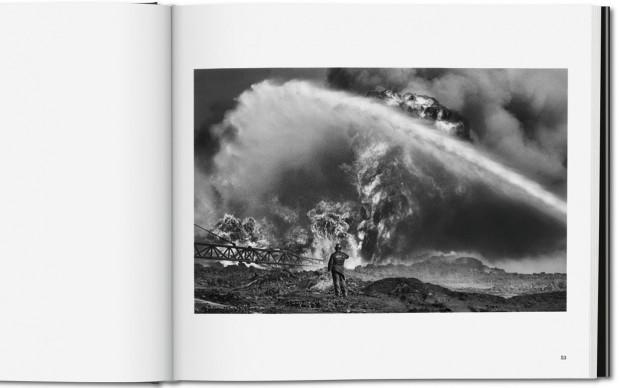 salgado libro fotografia kuwait-desert-on-fire-taschen