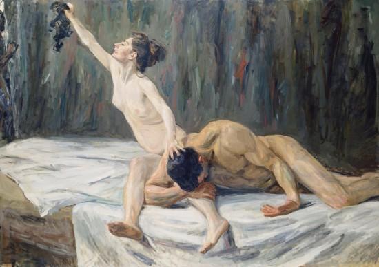 Max Liebermann, (1847–1935), Samson and Delilah, 1902, Städel Museum, Frankfurt am Main. Photo: Städel Museum – ARTOTHEK