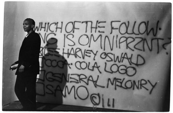 Jean-Michel Basquiat  © Anton Perich