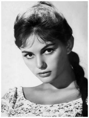 Claudia Cardinale , Elio Luxardo – 1958, Archivio Fotografico Fondazione 3M