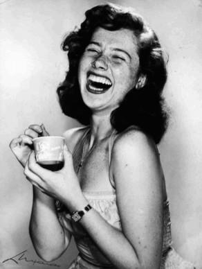 Risate gelate, Elio Luxardo - 1956, Archivio Fotografico Fondazione 3M