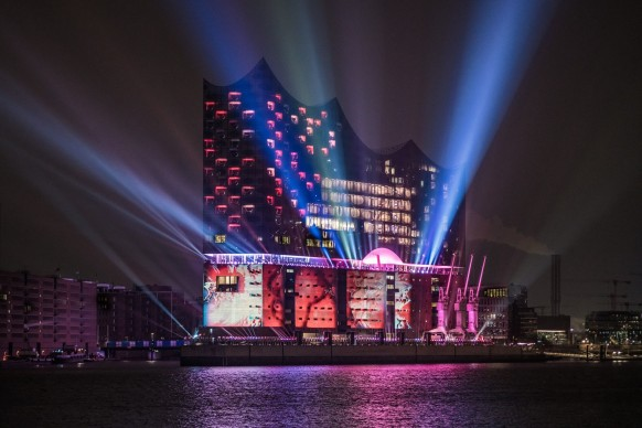 Herzog & de Meuron, Elbphilharmonie Hamburg, Amburgo, gennaio 2017