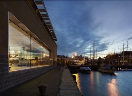 Archea Associati/Marco Casamonti, Eataly Trieste, 2017. Photo by Pietro Savorelli