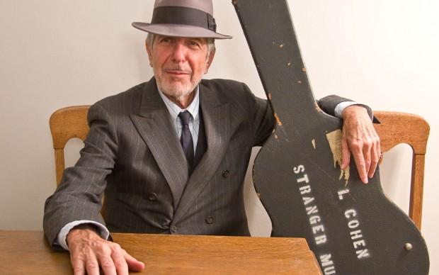 Leonard Cohen. Photo: Lorca Cohen
