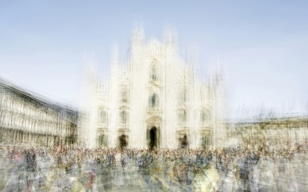 ProjectB, Jacob Gils, Milan #2, 2015, C-print, 125x180 cm, Ed. of 3