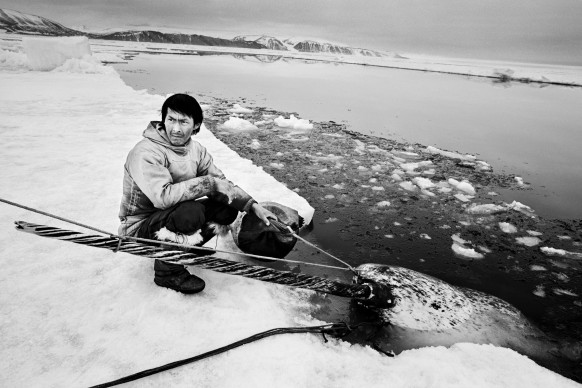 Ragnar Axelsson, Thule 1988 © Ragnar Axelsson