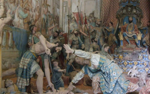 Sacro Monte di Varallo, Cappella-11-Strage-degli-Innocenti