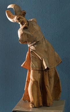 Johann Georg Pinsel, Prophet Aaron, 1760/61 © Lviv National Art Gallery