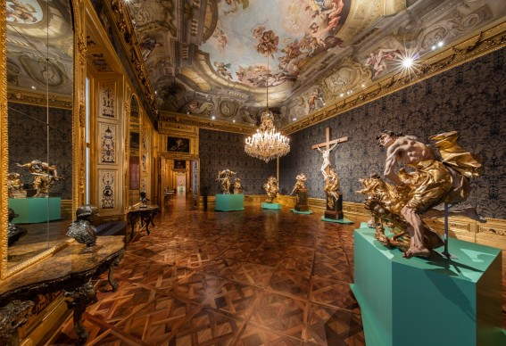 Exhibition View Heavenly! The Baroque Sculptor Johann Georg Pinsel Photo: © Belvedere, Vienna, 2016
