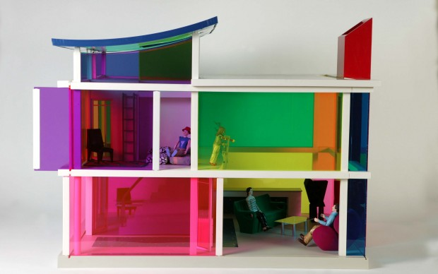mostra Small Stories - Kaleidescope House 2