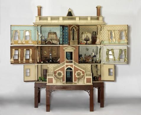 Tate Baby House, 1760