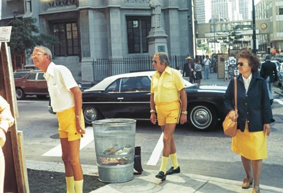 Senza titolo, Chicago, agosto 1976 © Vivian Maier/Maloof Collection, Courtesy Howard Greenberg Gallery, New York