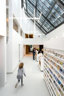 Tinker imagineers, Restyling della Mondrian House di Amersfoort, Olanda. Photo by Mike Bink Photography
