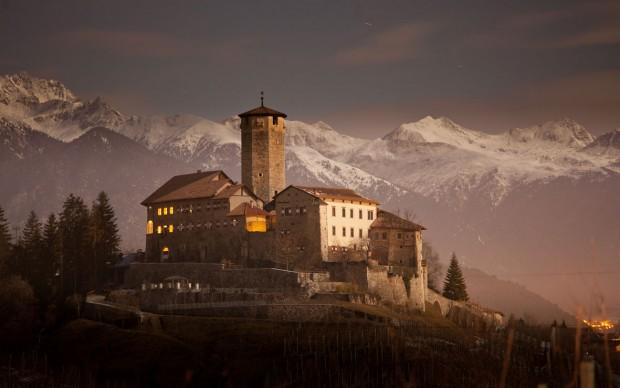Castel Valer, Val di Non, Trentino