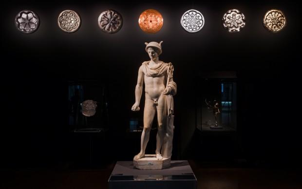 Alchemie. Die Große Kunst, Ausstellungsansicht, © Staatliche Museen zu Berlin / David von Becker