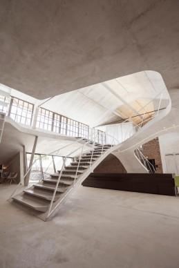 smartvoll, Loft Panzerhalle, Salisburgo - Austria. Photo Credits: Tobias Colz/smartvoll