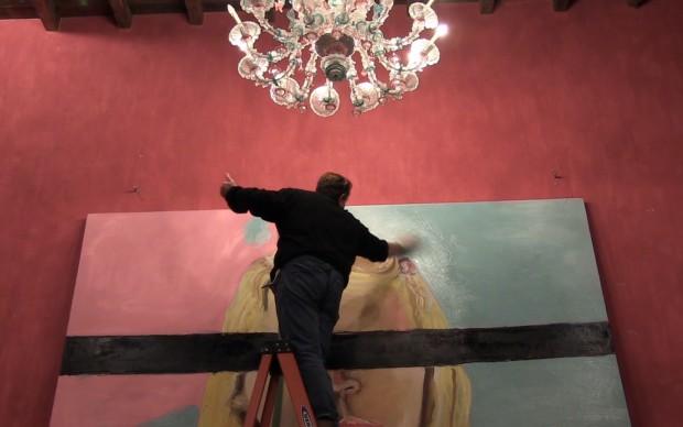 julian schnabel private portrait documentario