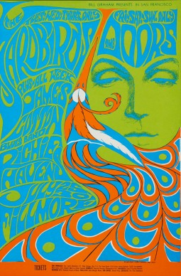 The Summer of Love Experience: Art, Fashion, and Rock & Roll, Fine Arts Museums - San Francisco. Fino al 20 agosto 2017