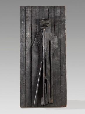 Mario Ceroli, Senza titolo, 1997, Collezione privata, Firenze, courtesy Tornabuoni Arte