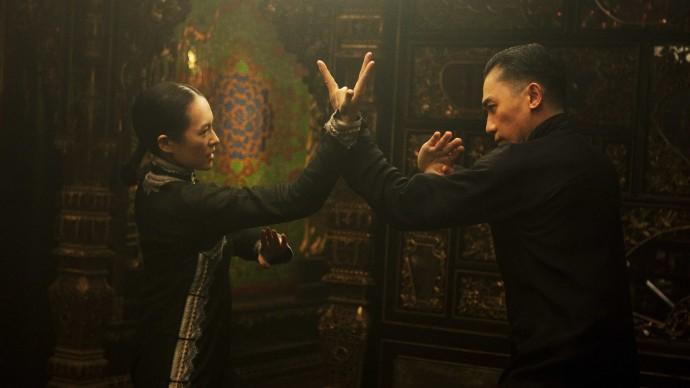 The Grandmaster, regia di  Wong Kar-wai AP Photo/Courtesy The Weinstein Company)