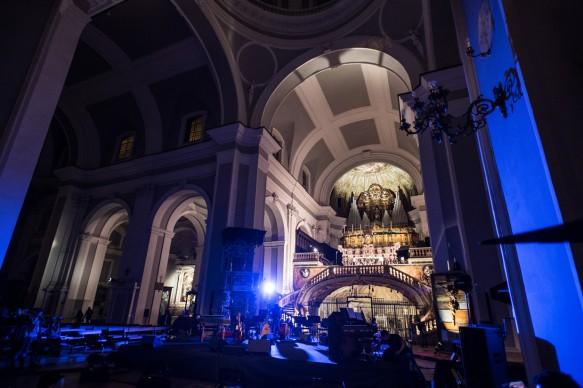 Sky Arte Festival, 5-7 maggio, Napoli - Vinicio Capossela in concerto presso la Basilica di Santa Maria Della Sanità