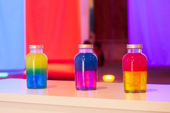 Colore. Giocare con la luce alla scoperta del colore, MUBA – Museo dei Bambini Milano, photo by Elena Valdré