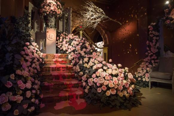 House of Dior - Tony Marklew, Mayfair Flower Show 2017, Londra